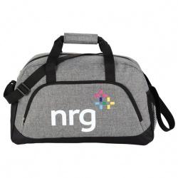 18.5 Medium Graphite Duffel Bag