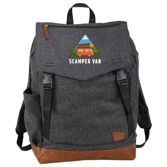"""Field & Co. Campster Wool 15"""" Rucksack Backpack - Bags"""