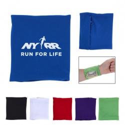 Stretch Wristband with Pocket