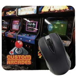 Dye Sublimated Computer Mouse Pad