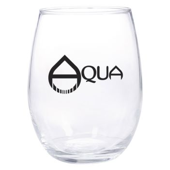 15oz. Wine Glass - Mugs Drinkware