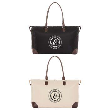 Nylon Weekender Tote - Bags