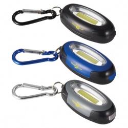 COB Keylight with Carabiner