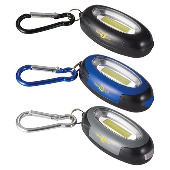 COB Keylight with Carabiner - Tools Knives Flashlights