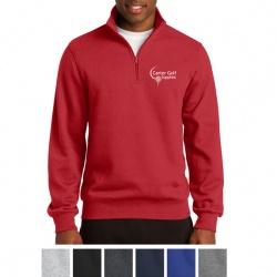 Sport-Tek Tall Quarter Zip Sweatshirt
