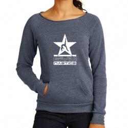 Alternative Ladies Maniac Eco Fleece Sweatshirt