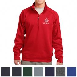 Sport-Tek Tech Fleece Quarter Zip Pullover