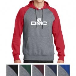 Sport-Tek Raglan Colorblock Pullover Hoodie