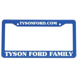 USA Made License Plate Frame