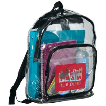 Rally Clear Backpack - Bags