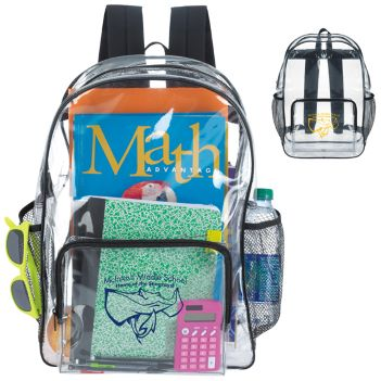 Clear Backpack - Bags