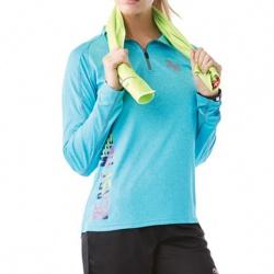 Women's Taza Knit Quarter Zip