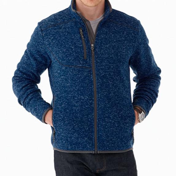 Men's Tremblant Knit Jacket - Apparel
