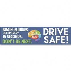 Car Bumper Sign Magnet