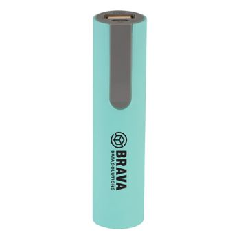 Jinn Rubber Coated 2200 mAh Power Bank - Technology