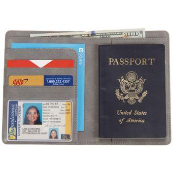 Vienna Passport Wallet - Travel Accessories & Luggage