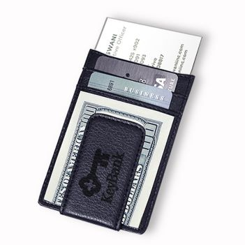 Money Clip Wallet Combo - Travel Accessories & Luggage