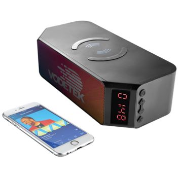 Bluetooth Speaker with Wireless Charging Powerbank - Technology
