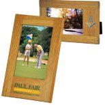 Wide Border Natural Wood Frame 4 x 6