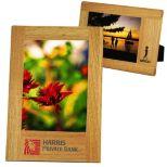 Wide border Natural Wood Frame 5 x 7