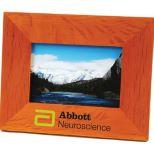 Wide-Border Wood Frame 4 x 6