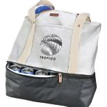 Cutter & Buck 16oz. Cotton Boat Tote Cooler