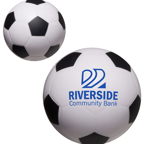 Soccer Ball Stress Reliever  - Puzzles, Toys & Games