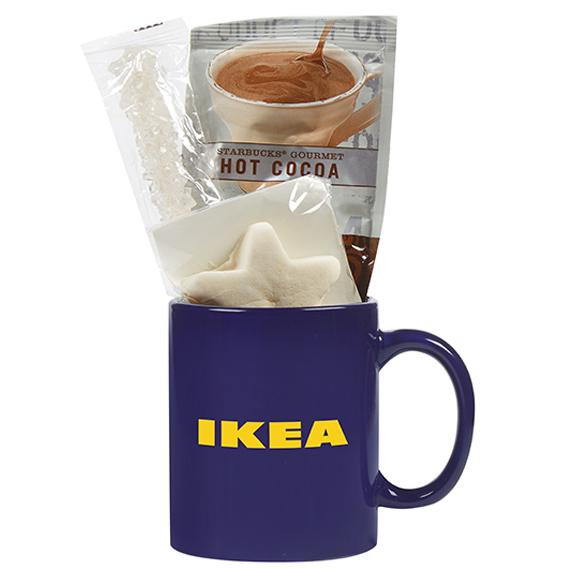 Classic Hot Cocoa Gift Set - Mugs Drinkware