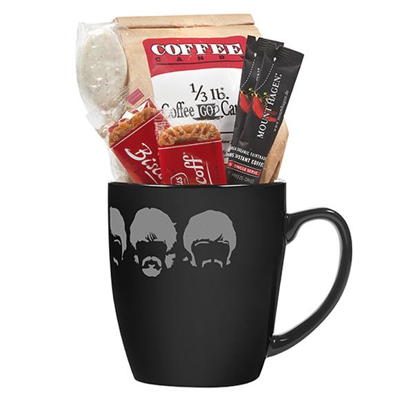 Latte Coffee Gift Set - Mugs Drinkware
