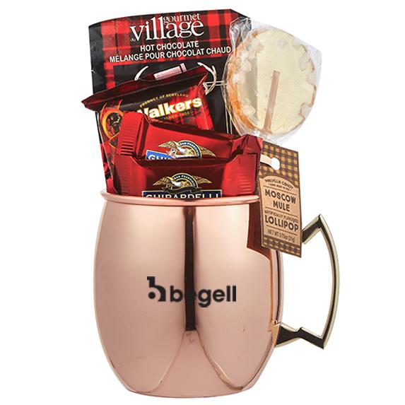 Dutch Mule Plaid Gift Set - Mugs Drinkware