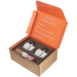 Camper Mugs, S'mores & More Recipe Gift Set