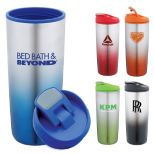 18 oz Stainless Steel Tumbler with Plastic Interior