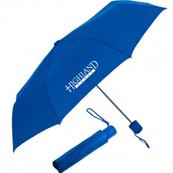 Mini Folding 42 Arc Manual Open Umbrella