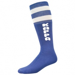 Full Cushion Tube Sock in Color with Knit-In Logo