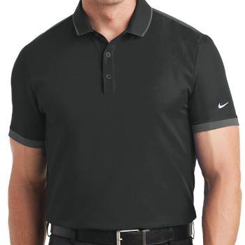 Nike Dri-Fit Stretch Woven Polo - Apparel