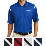 Nike Dri-Fit Shoulder Stripe Polo