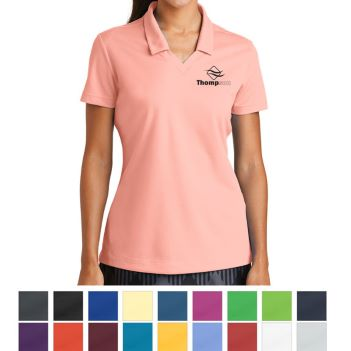 Nike Ladies' Dri-Fit Micro Pique Polo - Apparel