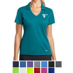 Nike Ladies' Dri-Fit Vertical Mesh Polo