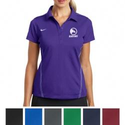 Nike Ladies' Dri-Fit Sport Swoosh Pique Polo