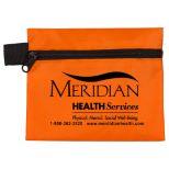 8 Piece Hand Sanitizer First Aid Kit in Zipper Pouch