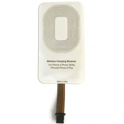 Wireless Qi Adapter for iPhone