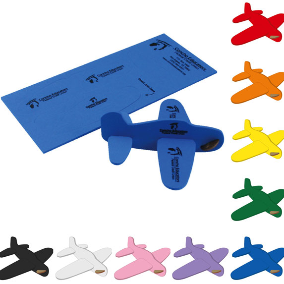 Foam Airplane Toy - Puzzles, Toys & Games