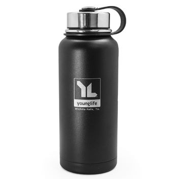 32 oz Stainless Steel Vacuum Bottle - Mugs Drinkware