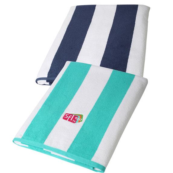 40 x 70 Cabana Stripe Beach Towel - Outdoor Sports Survival