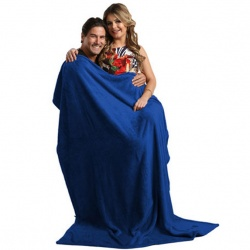 Oversized Ultra Soft Fleece Blanket