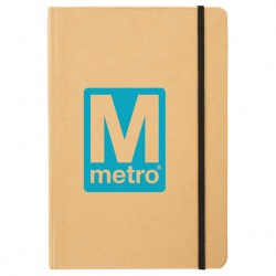 5.5 x 8.5 Snap Large Eco Notebook