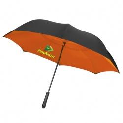 48 Two-Tone Inverted Umbrella