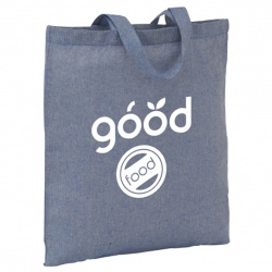 Recycled 5 oz Cotton Twill Tote
