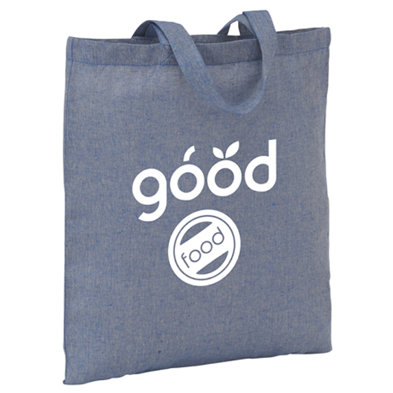 Recycled 5 oz Cotton Twill Tote - Bags