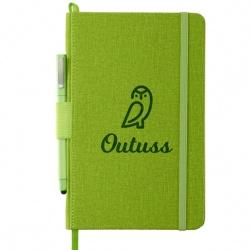 Heathered Hard Bound JournalBook
